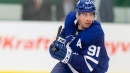 Tavares & Marner already showing great chemistry