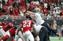 PHOTOS: Saints win overtime shootout in Atlanta over Falcons