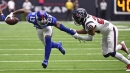 New York Giants get first win of season before hosting Saints