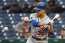 It rained runs (and, actually rain) in the Mets' finale against the Nationals
