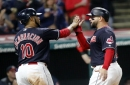 Greg Allen's walk-off hit gives Cleveland Indians 2nd straight extra-innings win against Boston Red Sox