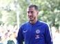 Eden Hazard: 'Chelsea are happy under Maurizio Sarri'