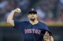 Nathan Eovaldi could be moving into the playoff rotation
