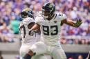 VIDEO: Jaguars get 3 sacks on Titans quarterbacks in loss