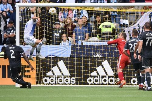 Match Report: Vancouver Whitecaps v. FC Dallas