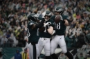 Eagles' red zone passing concepts remain superb