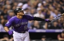 Nolan Arenado — with assist from Matt Holliday — ready for Rockies' playoff push