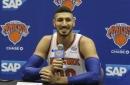 Knicks Media Day recap: the good, the bad, and the hard nipples