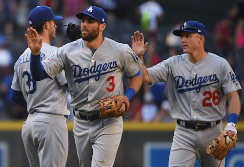 How Dodgers Can Clinch NL West Before Series Against Giants At AT&T Park