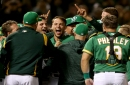 Season of Destiny: A's clinch playoff spot, end four-year drought