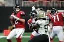Falcons QB Matt Ryan breaks Joe Montana's record for most TDs against the Saints