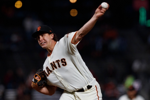 Giants' bats silenced by Padres