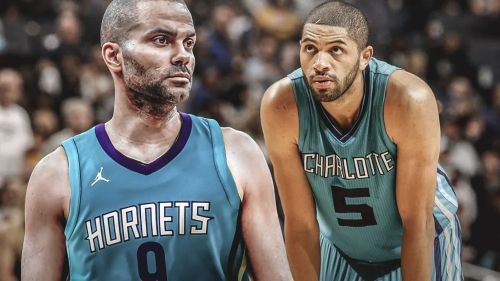 Nicolas Batum initially shocked to hear Tony Parker wanted to join him in Charlotte