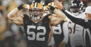 Packers president Mark Murphy tells Clay Matthews to 'keep playing the way he's playing'