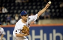Jason Vargas finishes season on high note with seven scoreless in Mets' win over Braves