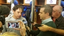 Jason Vargas on his final start against Atlanta