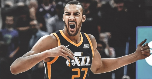 Rudy Gobert wants to win a ring the hard way