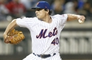 Jason Vargas ends season with gem to propel Mets