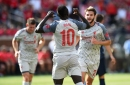 There is no rift between Liverpool FC's front three says forward