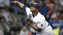 Brewers shut out by Cardinals in series finale