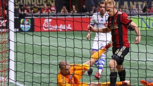 Montreal Impact handed defeat by Atlanta United | CBC Sports