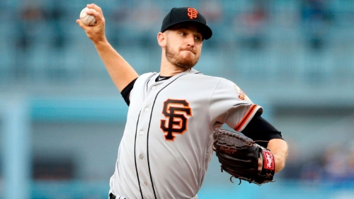 San Francisco Giants activate Chris Stratton from paternity list