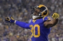 Videos: Rams hold off Vikings 38-31: Breaking down the latest in sports