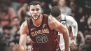 Larry Nance Jr. prepares former LA teammates on what it's like playing with LeBron James