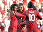 Sadio Mane plays down talk of disharmony among forward trio