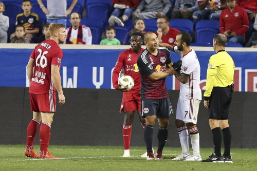 Red Bulls ready for Atlanta without BWP