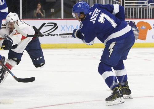 Lightning journal: Kids making roster decisions tough