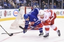 Pre-Season Game Recap: The Leafs overwhelm the Red Wings 6-2