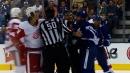 Kadri & Bertuzzi kicked out after roughing it up
