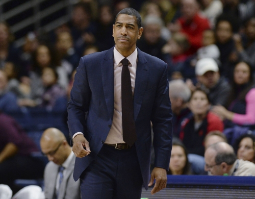 UConn holds 1st practice day after NCAA violations announced