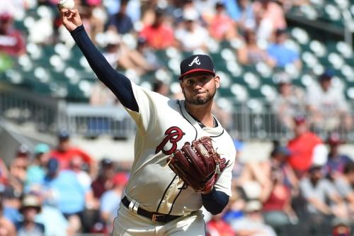 Anibal Sanchez, Braves continue series against Phillies