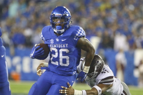 Kentucky hosts South Carolina Saturday night