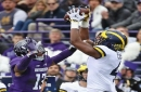 Michigan football outplayed, but survived road test vs. Northwestern