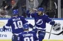 Lightning tops Panthers for win in preseason finale