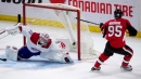 Senators shutout Canadiens in final pre-season game