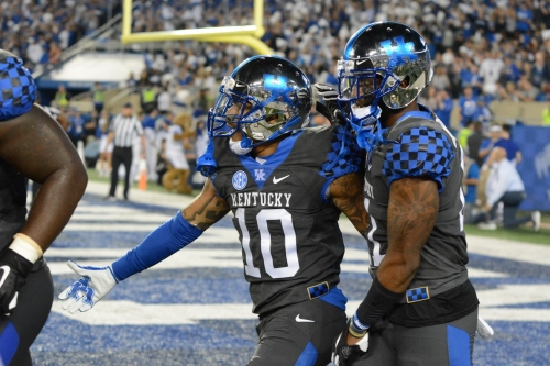 5 more thoughts and postgame notes from Kentucky's win over South Carolina