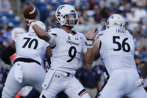 The Three Stars of Cincinnati's Win Over UConn