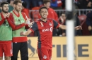 Rate the Reds: Toronto FC 4-1 New England Revolution