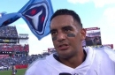 Marcus Mariota wants the Titans to build off their emotional win