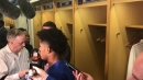 Giants WR Sterling Shepard on Sunday's 33-18 loss to the New Orleans Saints