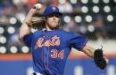 Mets end bleak season with Noah Syndergaard brilliance