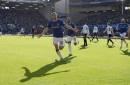 Why Gylfi Sigurdsson is feeling the love from Everton FC fans, but Dominic Calvert-Lewin not so much