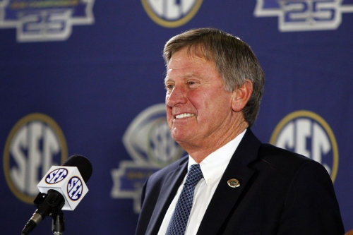 SEC Power Rankings: Steve Spurrier.gif Edition
