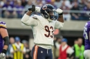 Bears linebacker Sam Acho out for the year