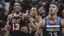 Report: Heat's Josh Richardson, Bam Adebayo are off limits in potential trade for Timberwolves' Jimmy Butler