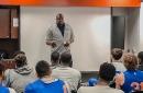 Knicks announce starting lineups for preseason opener, get pep talk from Ewing